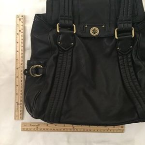 Marc Jacobs Bags - Marc Jacobs Handbag Black Leather Tote